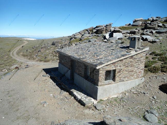 Refugio Peña Partida